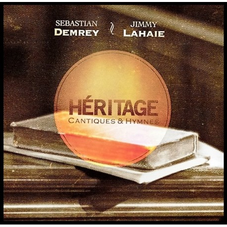 CD - Heritage, Cantiques et Hymnes