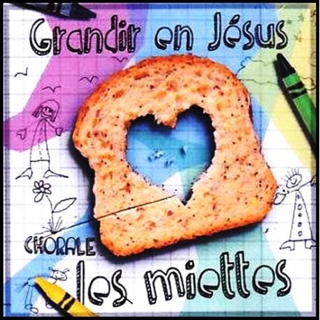 CD - Grandir en Jésus