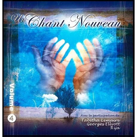 CD - Chant nouveau, Un - Volume 4