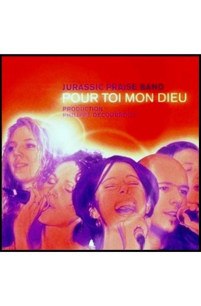 CD - Pour toi mon Dieu