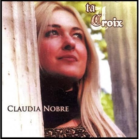 CD - Claudia Nobre - Ta croix