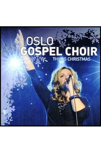 CD - Oslo Gospel Choir - This is Christmas