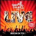 CD - Zam'z, Les - Live : Besoin de toi