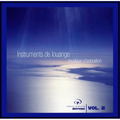 CD - JEM - Instruments de louange Vol. 2