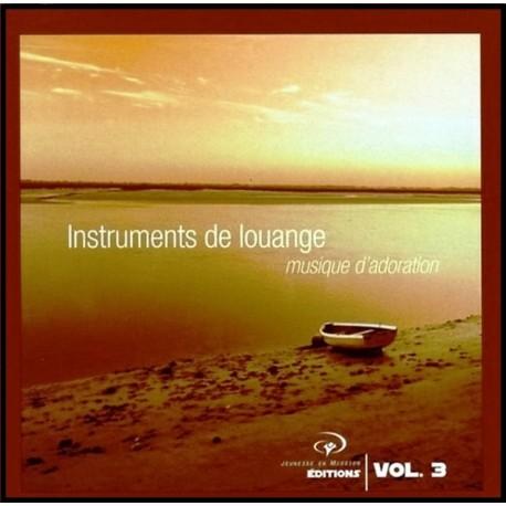 JEM - Instruments de louange Vol. 3