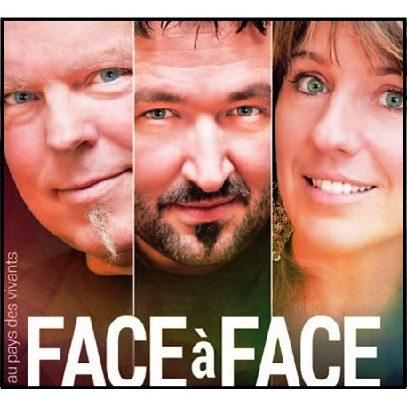 CD - Face ä Face - Au pays des vivants