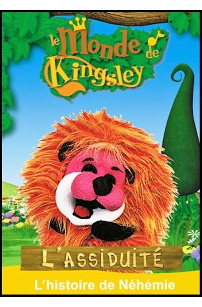 DVD - Monde De Kingsley 12 - Histoire de Néhémie, L'assiduité