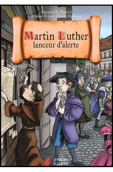 BD - Martin Luther, lanceur d'alerte