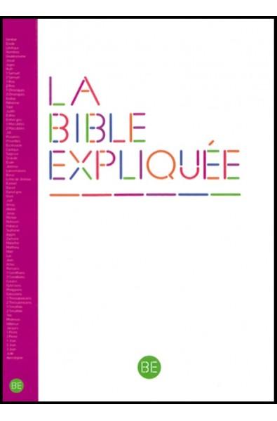 Bible expliquée, La, avec les deutérocanoniques