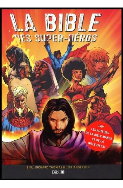 Bible des super-héros, La