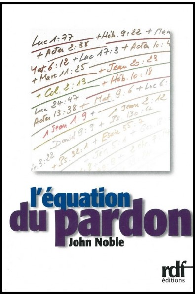 Equation du pardon, L'