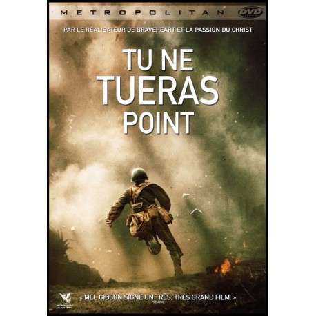 DVD - Tu ne tueras point