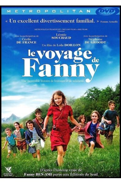DVD - Voyage de Fanny, Le