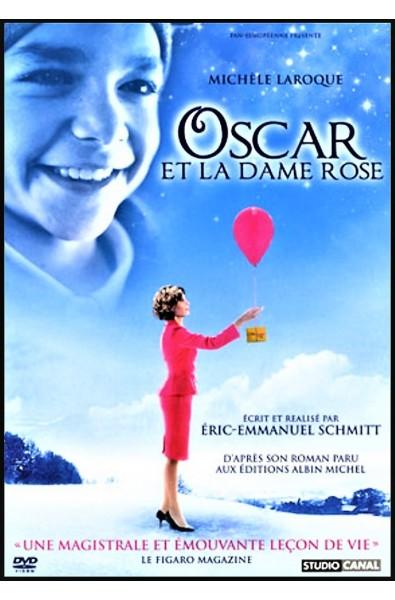 DVD - Oscar et la dame Rose