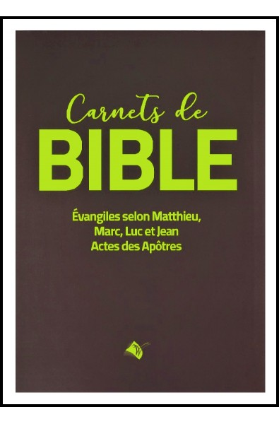 Carnets de Bible