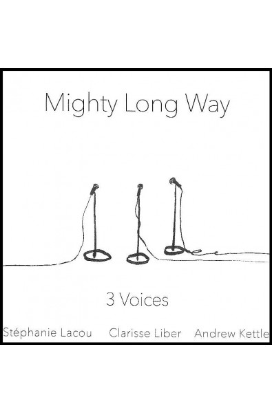 CD - Mighty Long Way