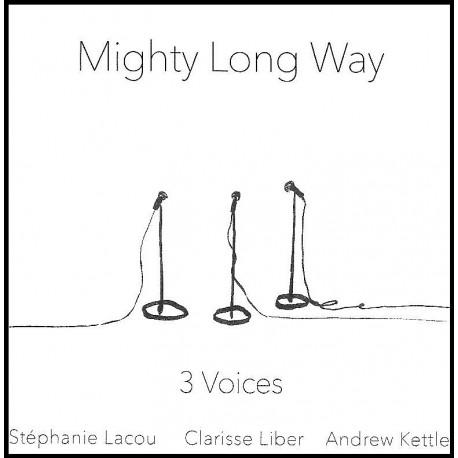 CD - Mighty Long Way