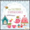 """Calendrier """"Mon calendrier d'anniversaires"""""""