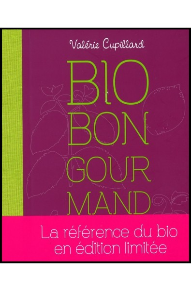 Bio Bon Gourmand, version reliée