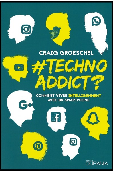 Hashtag TechnoAddict ?