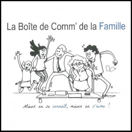 Boîte de Comm' de la famille, La