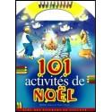 101 activités de Noël, avec autocollants