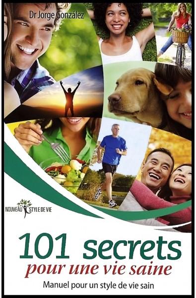 101 secrets pour une vie saine
