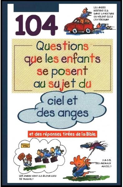 104 questions que les enfants se posent