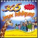365 jeux biblique vol. 1 Nouvelle édition
