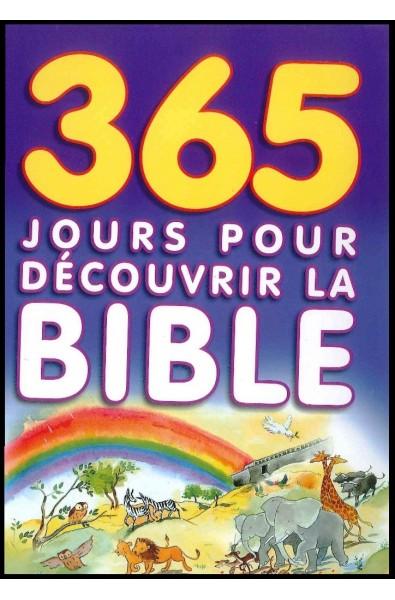 365 jours pour découvrir la Bible